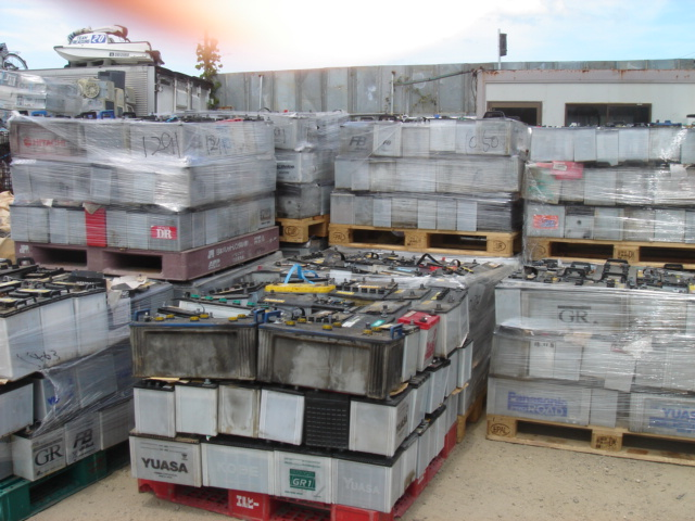 Lead Battery Recycling Companies